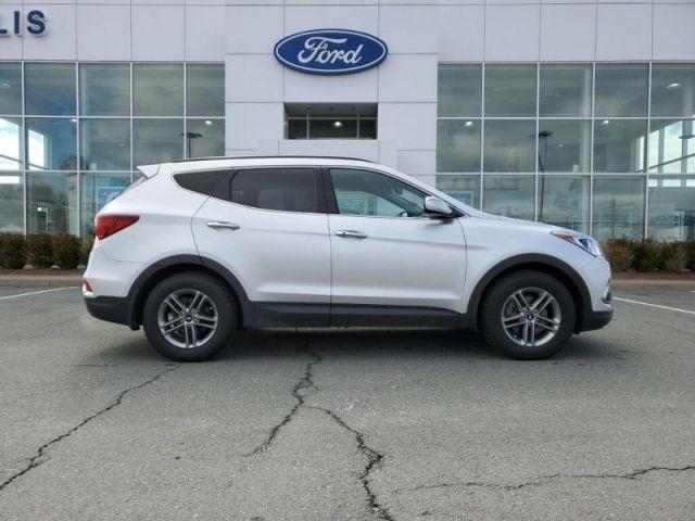 2017 Hyundai Santa Fe Sport Luxury