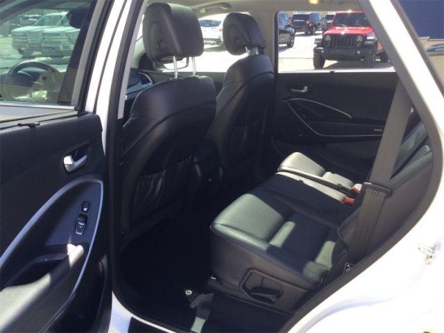 2017 Hyundai Santa Fe XL Limited  - Leather Seats