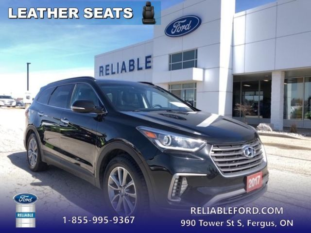 2017 Hyundai Santa Fe XL Ultimate  -  Leather Seats