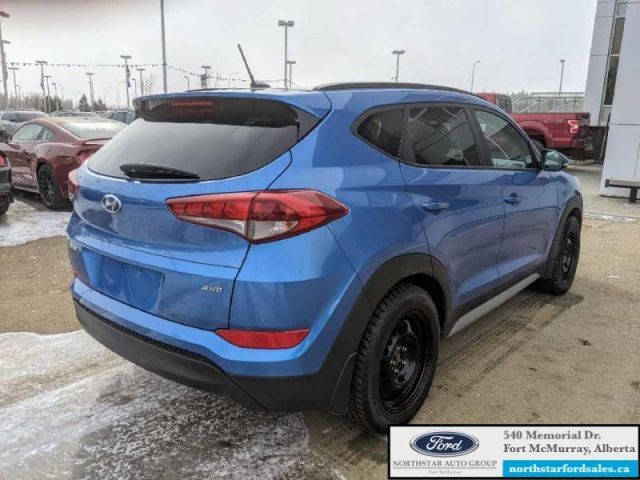 2017 Hyundai Tucson 2.0L Luxury AWD	  |2.0L|Rem Start|Panoramic Roof