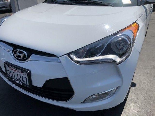 2017 Hyundai Veloster Dual Clutch