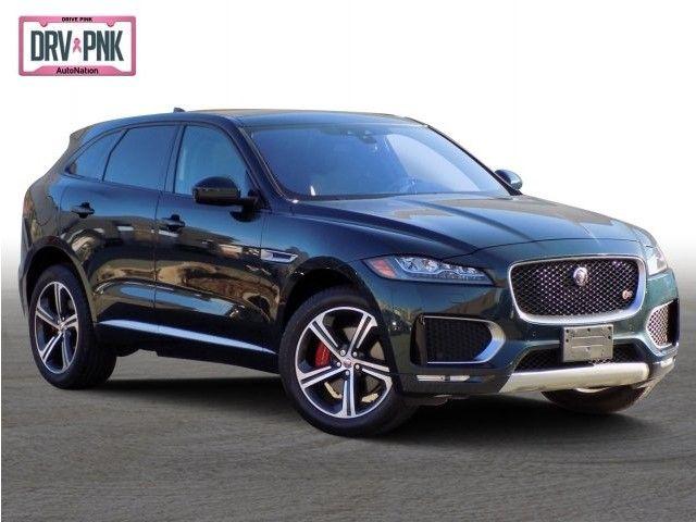pre owned 2017 jaguar f pace for sale in north bethesda md jaguar usa. Black Bedroom Furniture Sets. Home Design Ideas