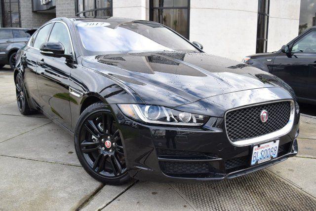 certified 2017 jaguar xe for sale in fife wa jaguar usa. Black Bedroom Furniture Sets. Home Design Ideas