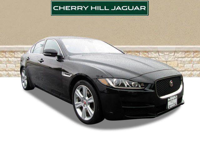 certified 2017 jaguar xe for sale in cherry hill, nj   jaguar usa