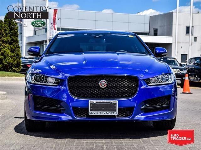 Certified 2017 Jaguar XE for sale in Woodbridge, Ontario ...
