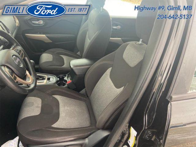 2017 Jeep Cherokee Sport  - Bluetooth -  Power Windows