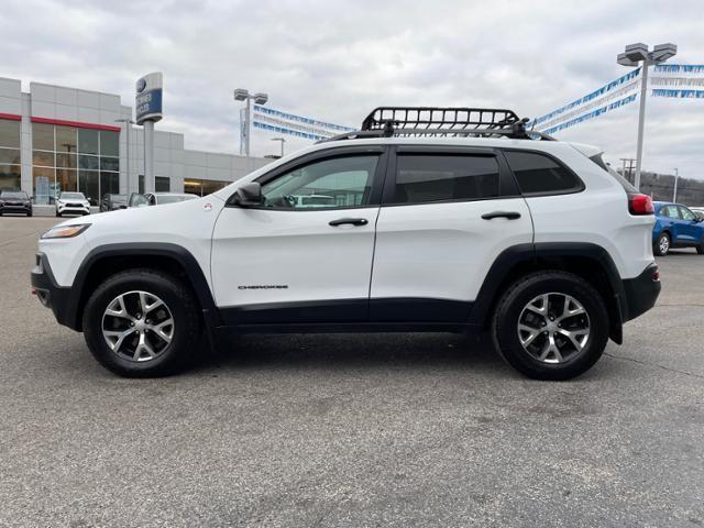 2017 Jeep Cherokee Trailhawk L Plus 4x4