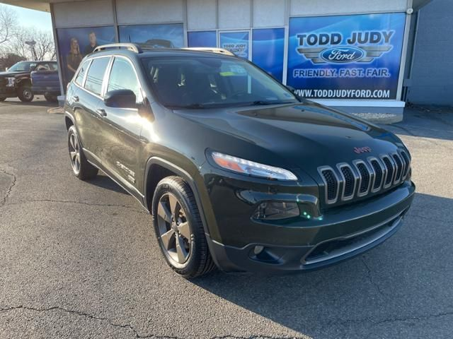 2017 Jeep Cherokee 75th Anniversary Edition 4x4 *Ltd A