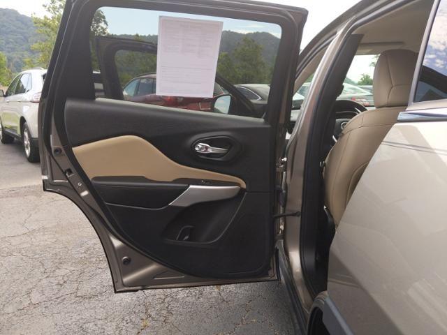 2017 Jeep Cherokee Latitude 4x4