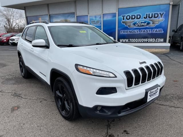 2017 Jeep Cherokee High Altitude 4x4 *Ltd Avail*