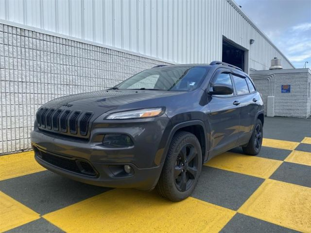 2017 Jeep Cherokee 4x4 Limited
