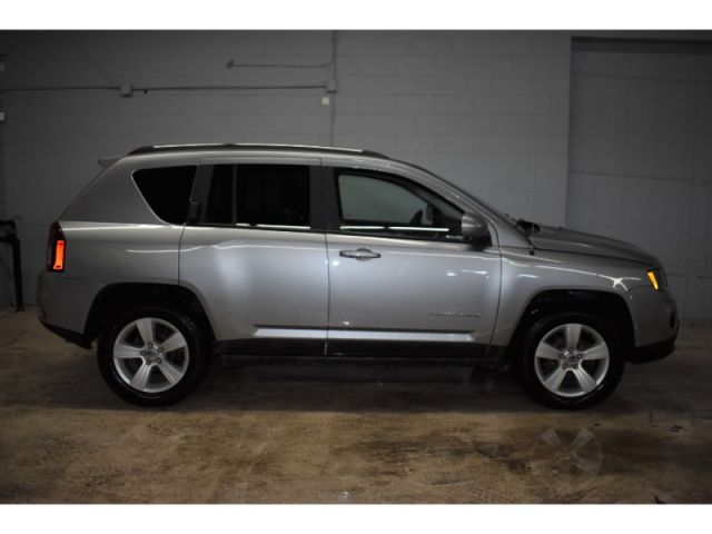 2017 Jeep Compass HIGH ALTITUDE 4X4 - UCONNECT * SUNROOF * LEATHER
