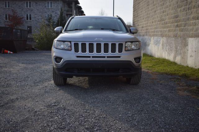2017 Jeep Compass High Altitude  -  SiriusXM -  Power Sunroof