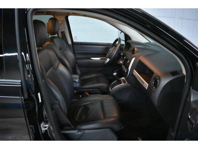 2017 Jeep Compass HIGH ALTITUDE 4X4 -HEATED SEATS * SUNROOF *LEATHER