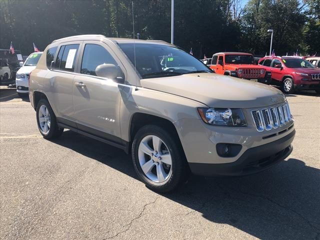 2017 Jeep Compass Latitude