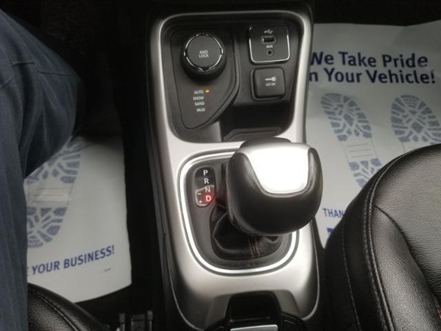 2017 Jeep Compass Latitude 4x4