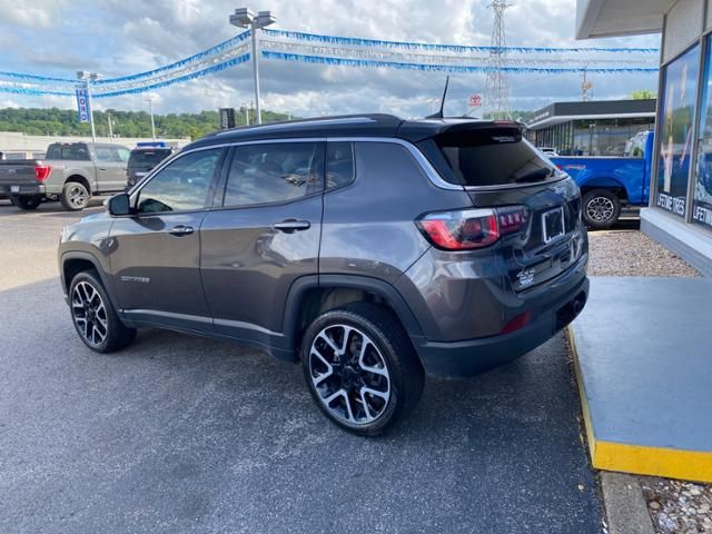 2017 Jeep Compass Limited 4x4