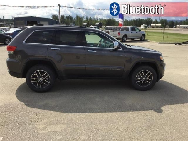 2017 Jeep Grand Cherokee Limited  - Leather Seats - $322.66 B/W