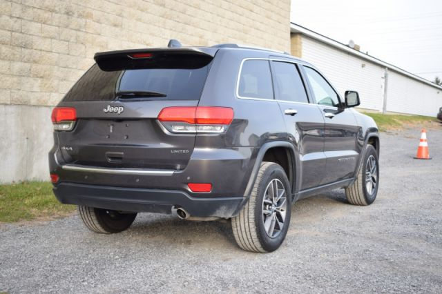 2017 Jeep Grand Cherokee Limited  | 4X4 | LEATHER SEATS