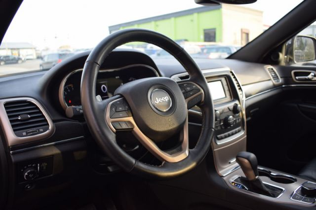 2017 Jeep Grand Cherokee Limited  | 4X4 | LEATHER |