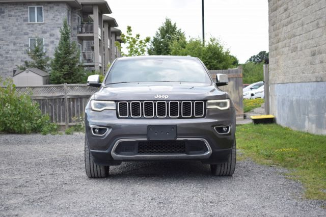 2017 Jeep Grand Cherokee Limited  - Leather Seats - $236 B/W