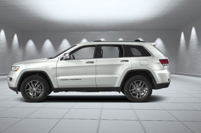 2017 Jeep Grand Cherokee Limited  - Leather Seats - $209 B/W