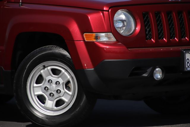 2017 Jeep Patriot Sport Sport Utility