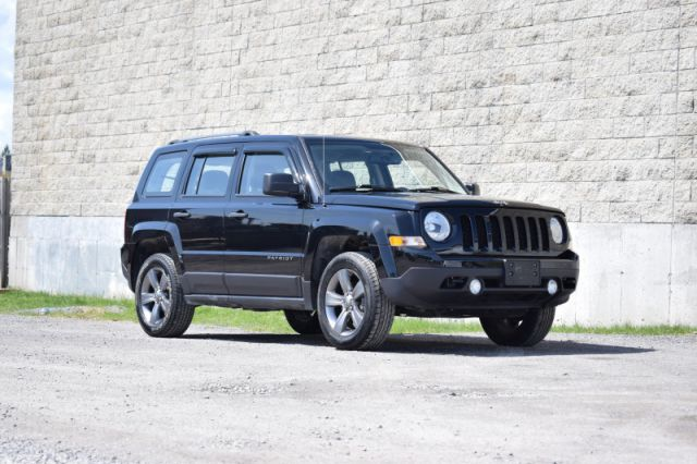 2017 Jeep Patriot Sport Altitude II    4X4   LEATHER  
