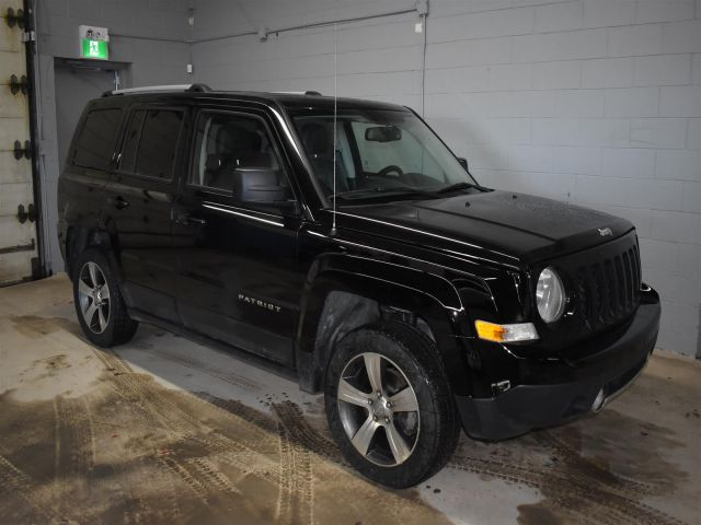 2017 Jeep Patriot HIGH ALTITUDE EDITION - * LEATHER * SATELLITE RADIO READY *