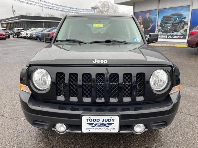 2017 Jeep Patriot High Altitude 4x4