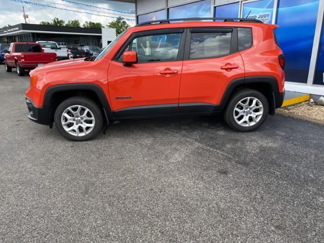 2017 Jeep Renegade Latitude 4x4