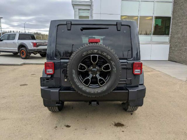 2017 Jeep Wrangler Unlimited Smoky Mountain  |2 YEARS / 40,000KMS EXTENDED POWERTRAIN WARRANT