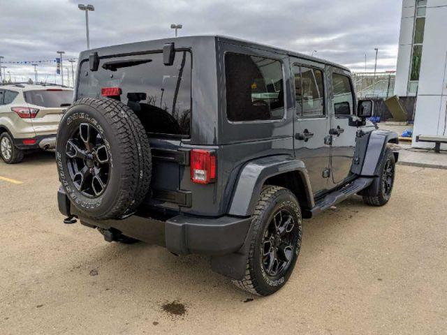 2017 Jeep Wrangler Unlimited Smoky Mountain   ALBERTA'S #1 PREMIUM PRE-OWNED SELECTION