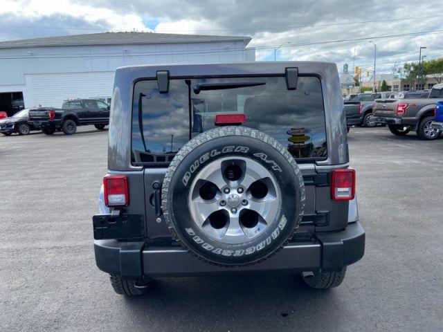 2017 Jeep Wrangler Unlimited Sahara  - $281 B/W