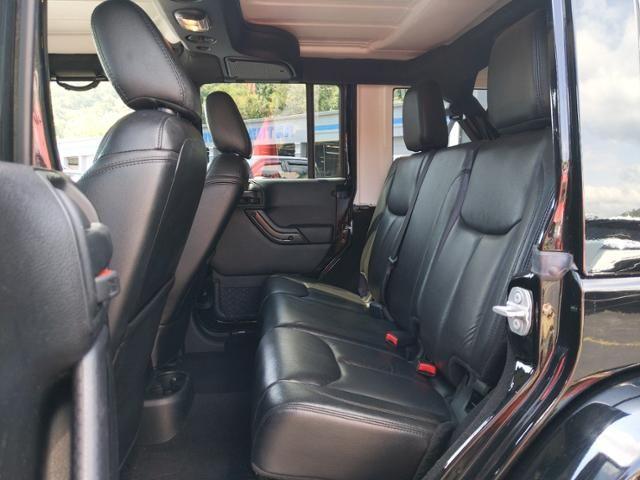 2017 Jeep Wrangler Unlimited Smoky Mountain 4x4 *Ltd Avail*