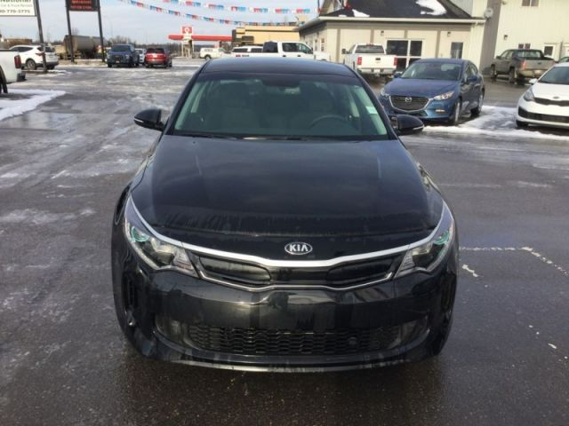 2017 Kia Optima Hybrid LX  - Bluetooth -  Heated Seats - $203.64 B/W