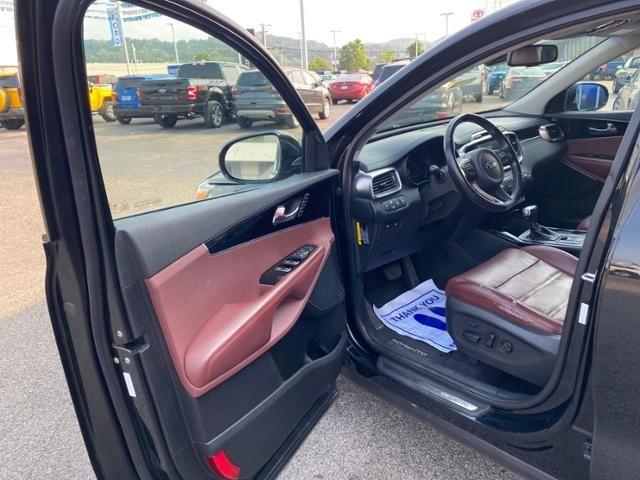 2017 Kia Sorento SX V6 FWD
