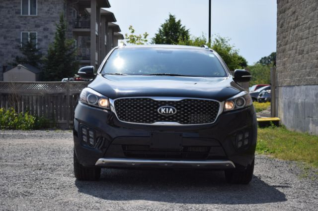 2017 Kia Sorento SX Turbo  - Sunroof -  Navigation - $145 B/W