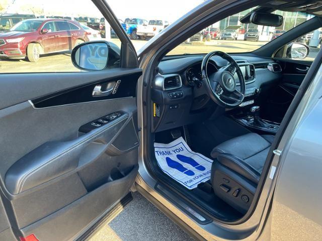 2017 Kia Sorento SXL V6 AWD