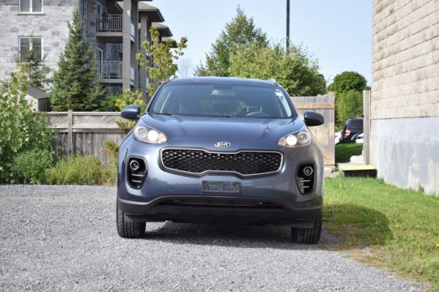 2017 Kia Sportage LX  - Bluetooth -  Heated Seats