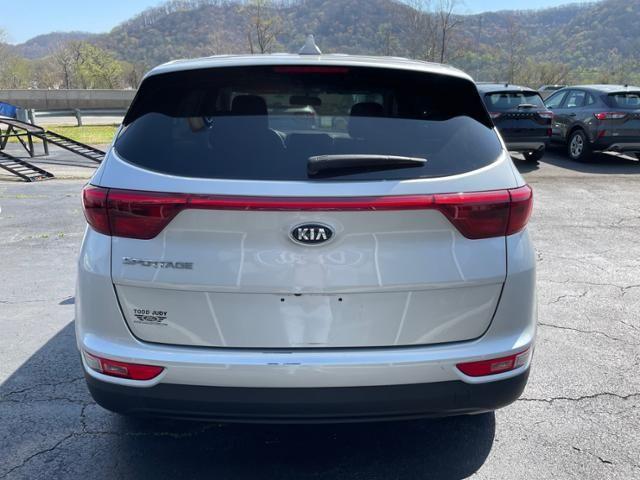 2017 Kia Sportage LX AWD