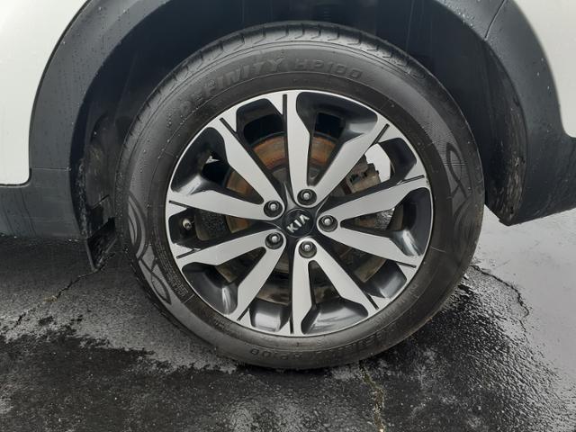 2017 Kia Sportage EX FWD
