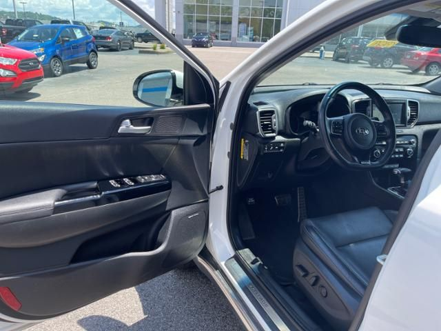 2017 Kia Sportage SX Turbo AWD