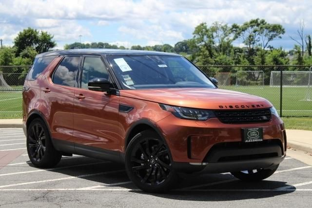 The 2017 Land Rover Discovery While Namib Pays Direct Homage To Endless Beauty Of African Country Namibia One Might Also Find A Certain