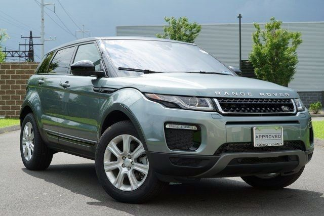 Certified Pre Owned 2017 Range Rover Evoque Details