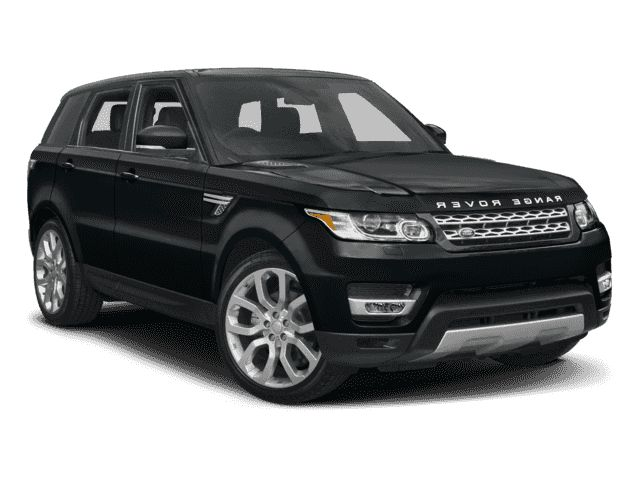 2017 Land Rover Range Sport Supercharged