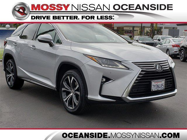 2017 Lexus Rx for Sale in San Diego | San Diego Area Dealership