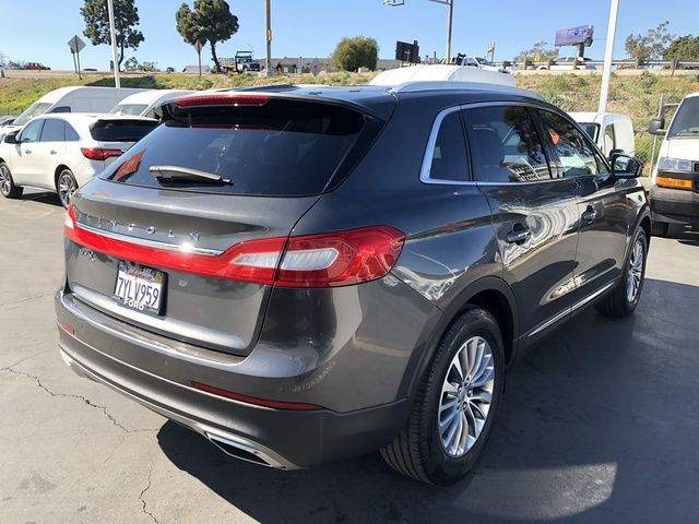 2017 Lincoln MKX Select FWD
