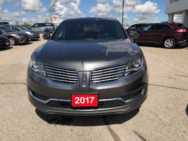 2017 Lincoln MKX Reserve  - Leather Seats -  Cooled Seats