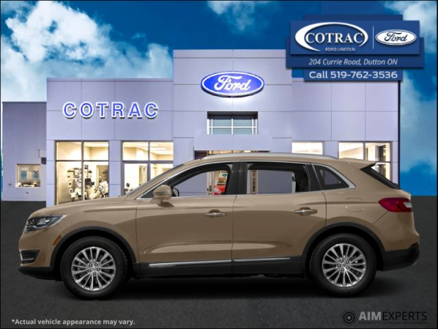 2017 Lincoln MKX Reserve  - Leather Seats -  Cooled Seats - $242 B/W